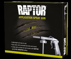 pistola raptor u-pol